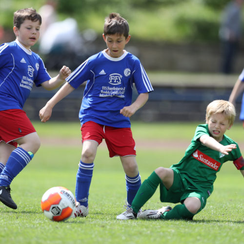 firo :   21.05.2017FußballKids Kinder U9 U 9 TurnierEmscher Junior Cup